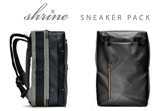 Shrine Sneaker Backpack1