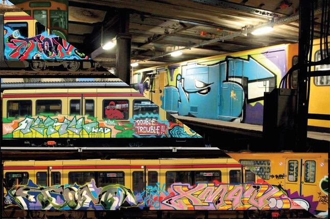 Overkill Graffiti Book 1