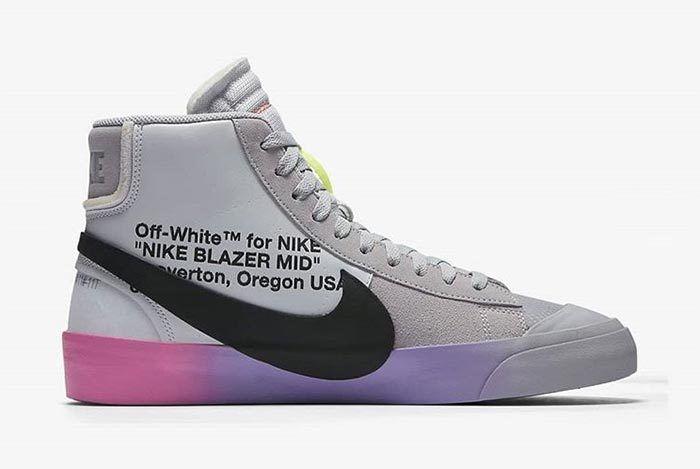 Off White Serena Nike Blazer 1