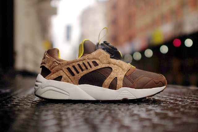 Puma Mmq Leather Disc Cage Cork Pack 6