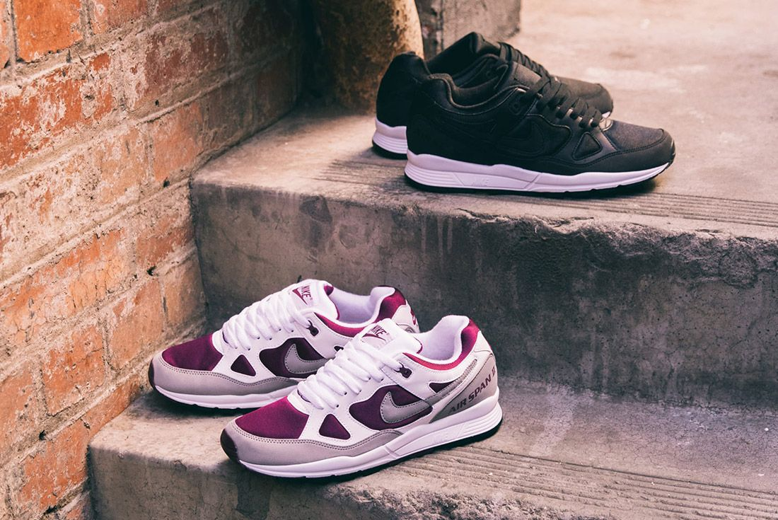 Nike Air Span Ii Retro 2018 Sneaker Freaker 24