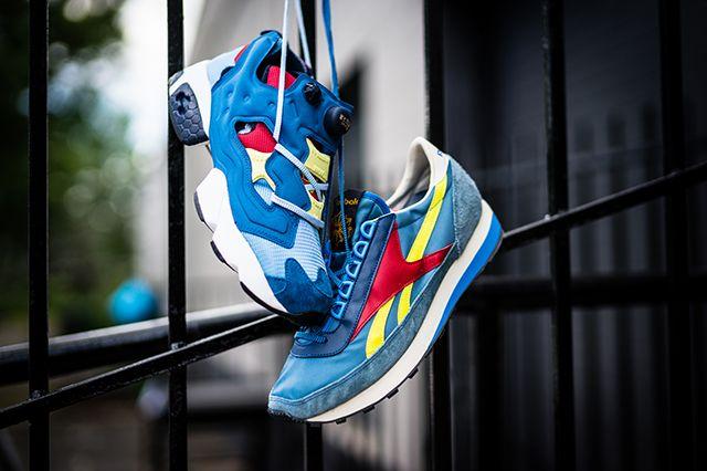 Packer Shoes X Reebok Insta Pump Fury Aztec