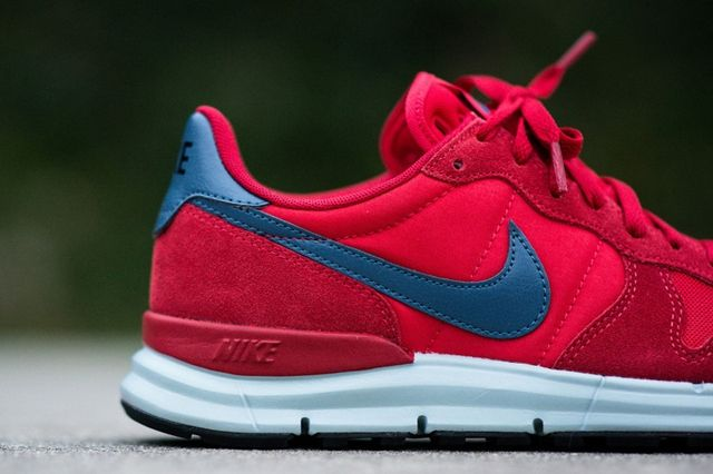 Nike Lunar Internationalist Red 6