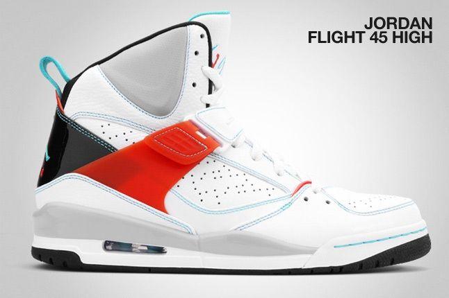 Jordan Flight 45 High 1