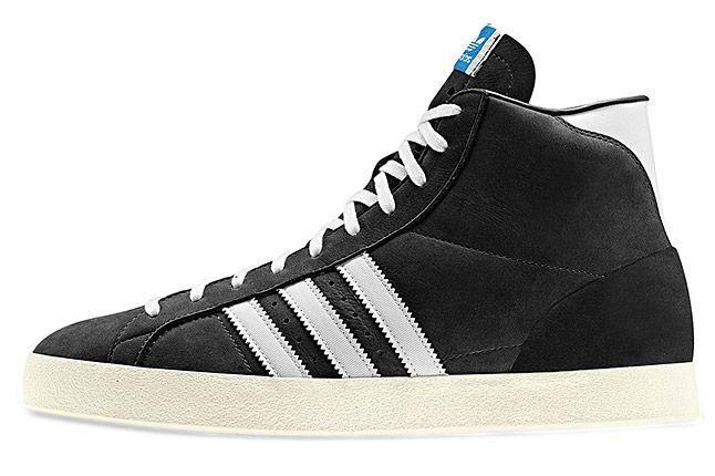 Adidas Basket Profi Black 1