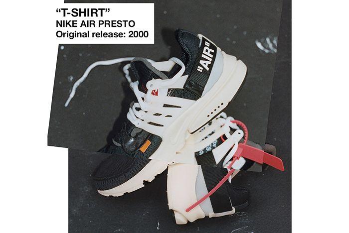 Off White X Nike The Ten 6