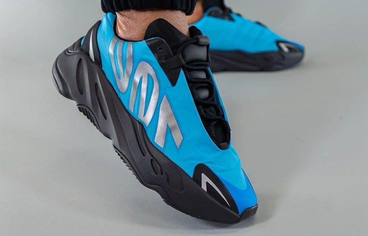 adidas Yeezy BOOST 700 MNVN Bright Cyan