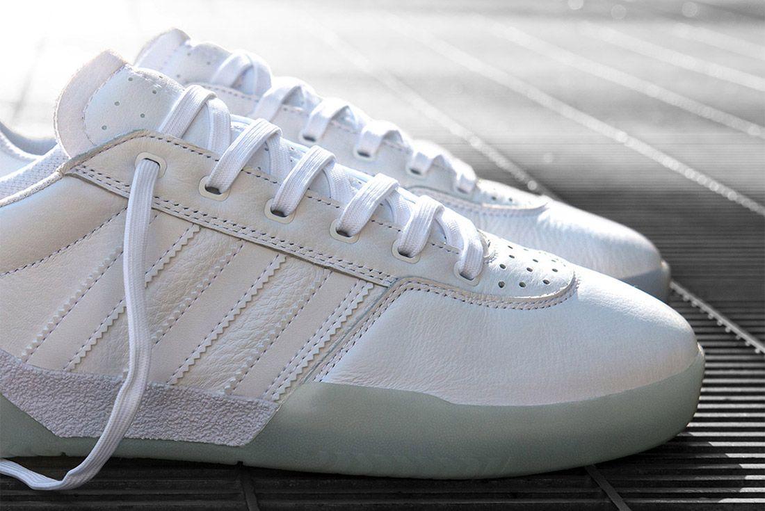 Adidas Skateboarding City Cup Running White Sneaker Freaker 3