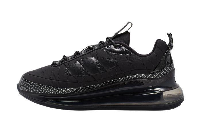Nike Mx 720 818 Black Ci3871 001 Release Date Medial