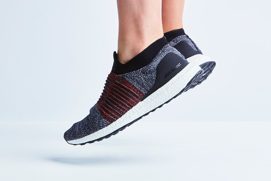 Running Track To Runway A Look At The Laceless Ultra Boost10