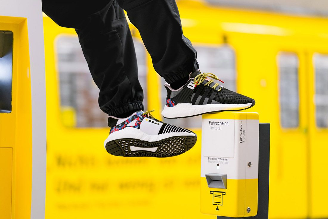 Adidas Eqt Bvg Support 93 17 Berlin 7