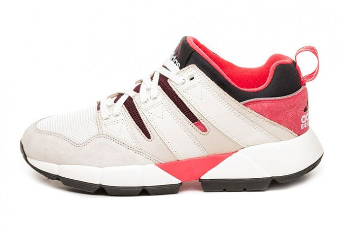 Adidas Eqt Cushion 2 Shock Red 1