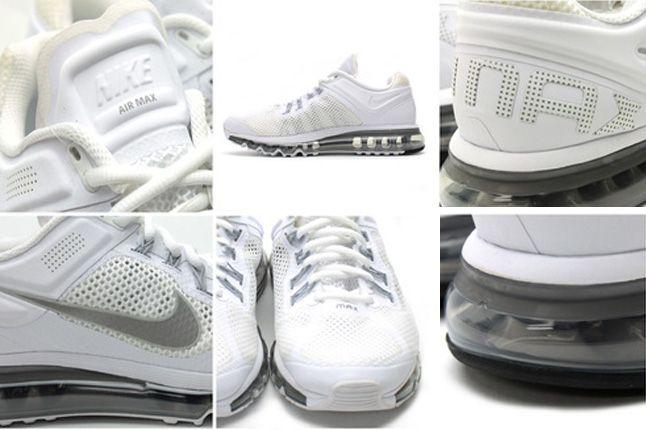 Nike Air Max 2013 White Details 1