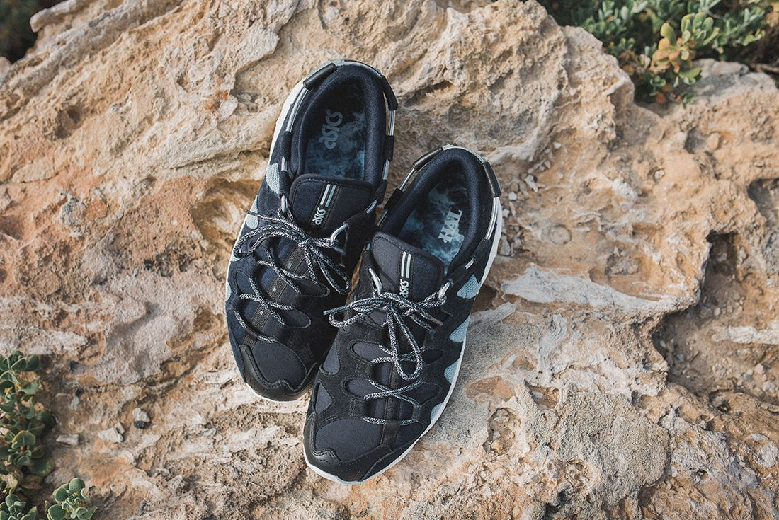 Highs And Lows Launch Asics Gel Mai Submariner Colab10