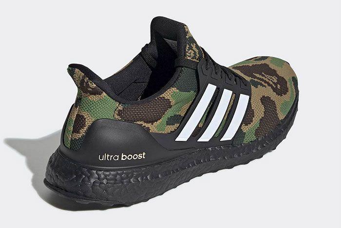 Bape X Adidas Ultraboost Official Pics Sneaker Freaker8