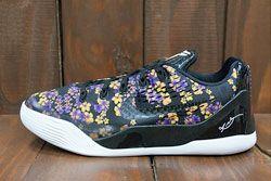 "Nike Kobe 9 Low Em "" Floral"" Dp"