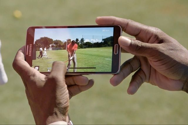 Lebron James For Samsung Always On Commercial 1