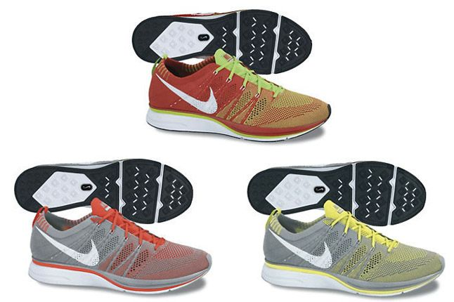 Nike Flyknit Trainer New Colourways 1