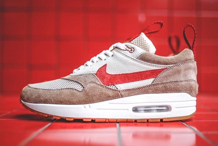 Chase Shiel Air Max 1 Mars Yard Custom 2