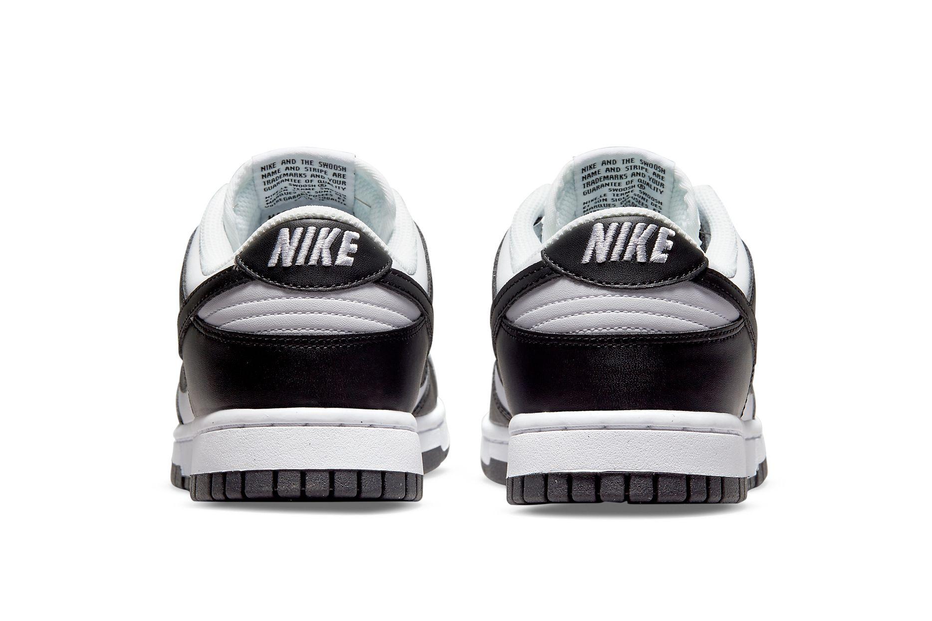 Nike Dunk Low 'Next Nature' White/Black