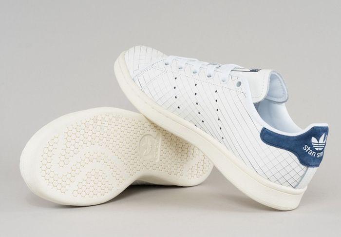Adidas Stan Smith Sliced Leather 2