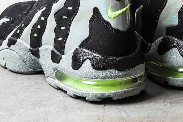 Nike Air Dt Max 96 Mica Green Black Volt 2