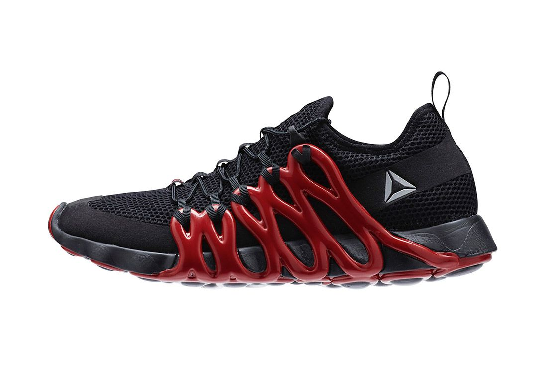Reebok Liquid Speed Black 8