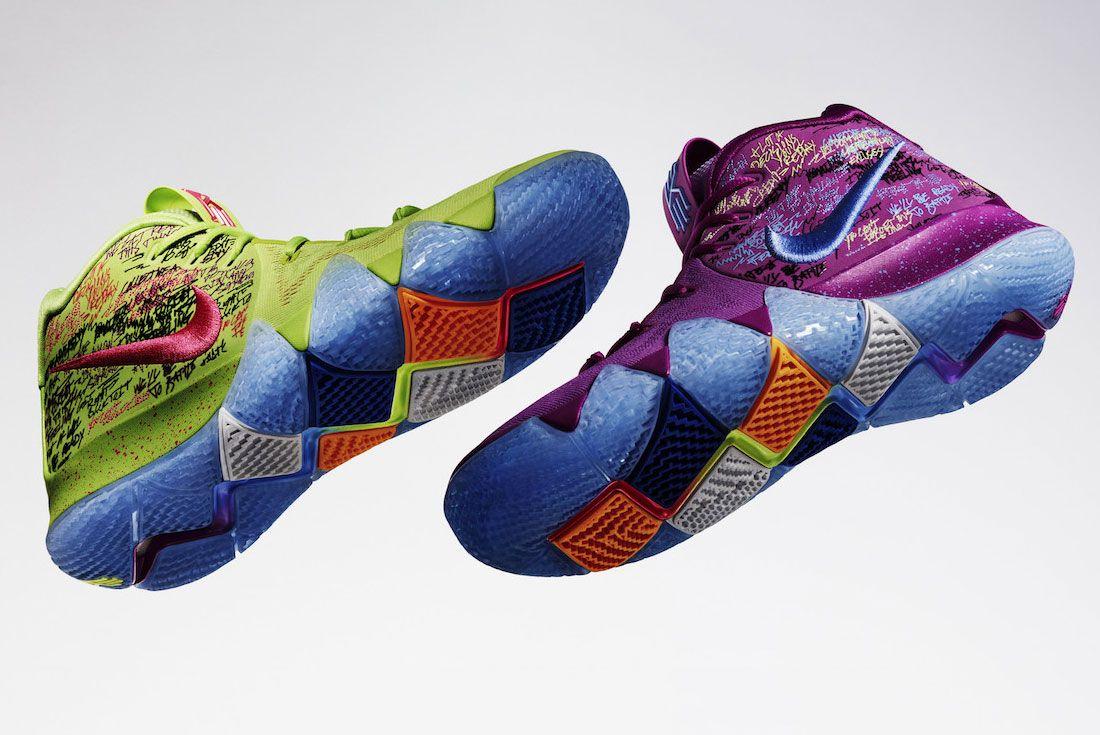 Sneaker Evolution Of Kyrie Irving 8