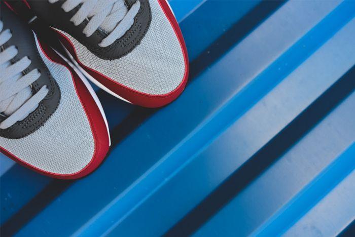 Nike Am1 Wolf Greygym Red 1