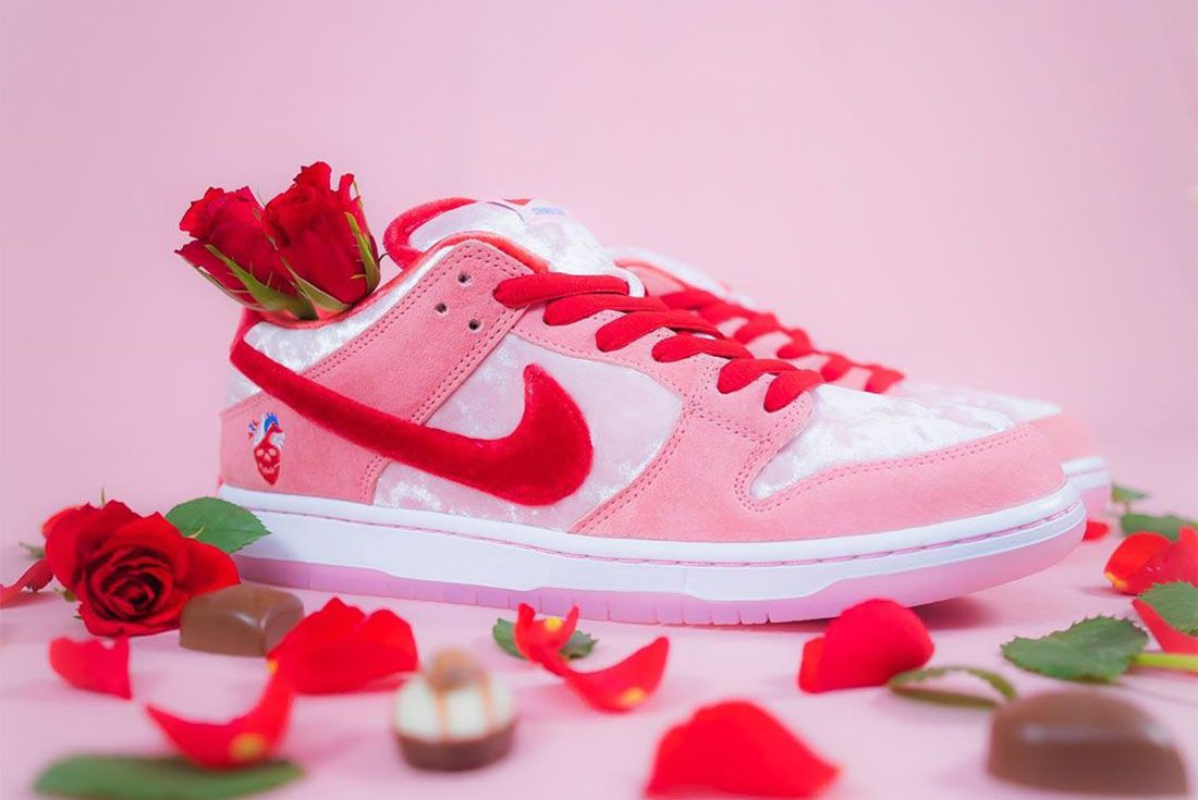 Where To Buy Strangelove Nike Sb Dunk Low