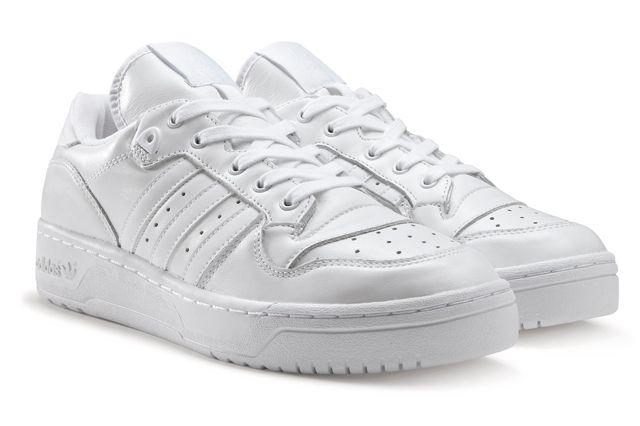 Adidas Rivalry Lo White