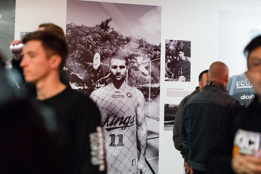 Mitchell Ness X Nbl Melbourne Launch Party Recap 28