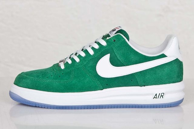 Nike Lunar Force 1 Pine Green Bumper 2