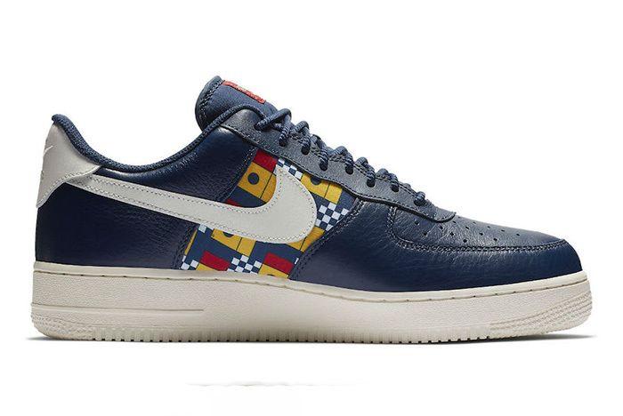 Nike Air Force 1 Low Nautical Redux Ar5394 400 Release Date Sneaker Freaker