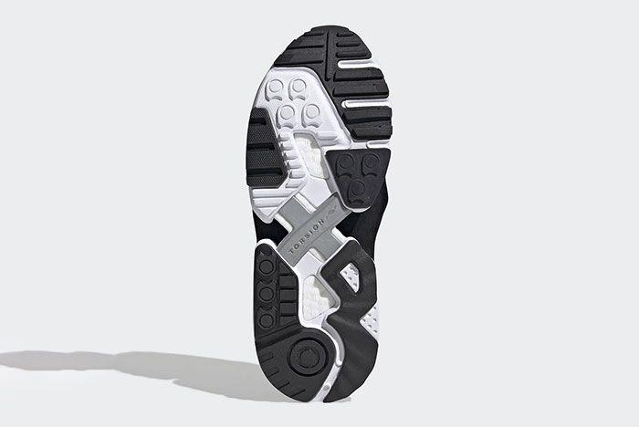 Adidas Y 3 Zx Torsion Black Ef2624 Sole