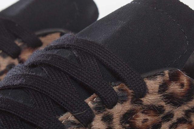 Adidas Match Play Leopard Detail