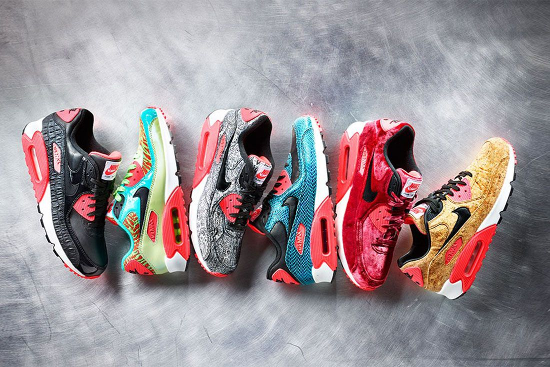 Nike Air Max 90 25Th Anniversary Top Shot