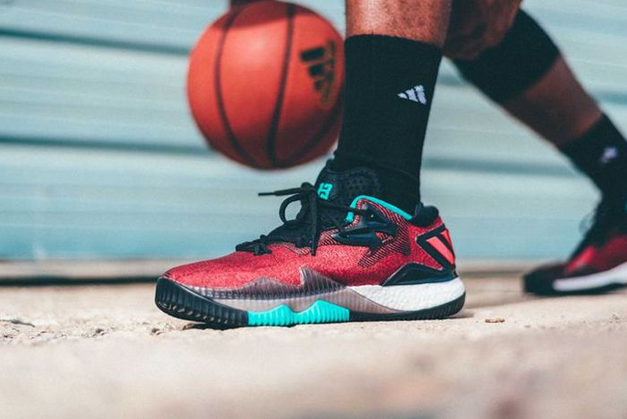 Adidas Crazylight Ghost Pepper1