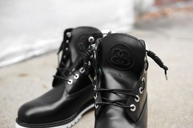 Stussy Timberland 6 Inxh Boot Delivery 7