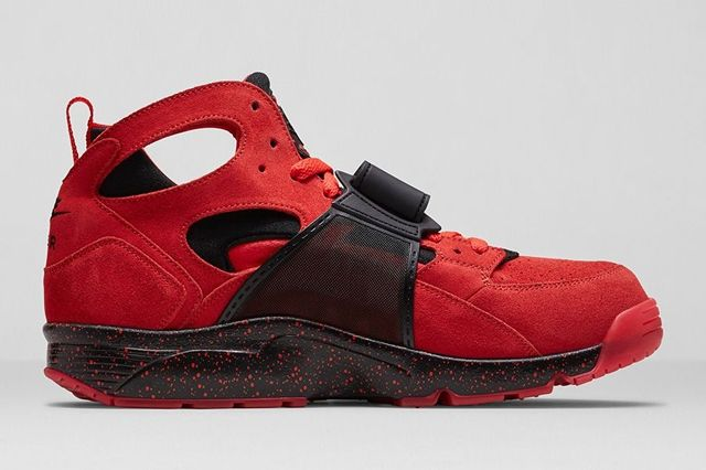 Nike Air Trainer Huarache Challenge Red Bumperoo 6