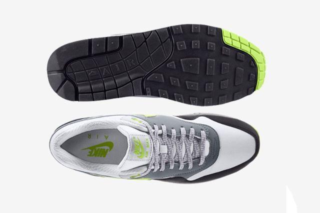 Nike Air Max 1 Dark Grey Volt 6