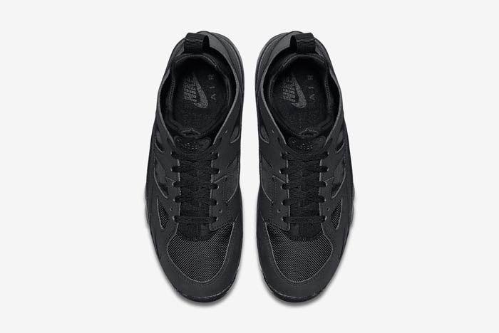 Nike Air Trainer Huarache Black Out3