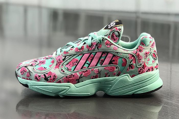 Arizona Iced Tea Adidas Yung 1 Release Date Floral