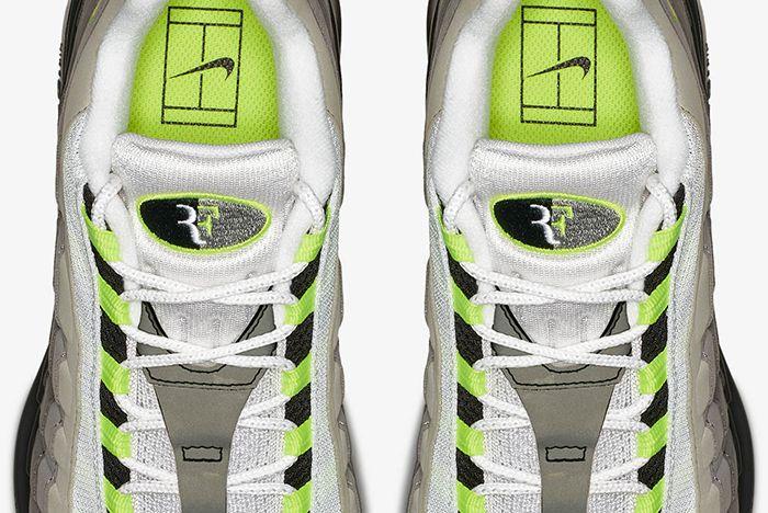Nikecourt Vapor Rf X Air Max 95 8