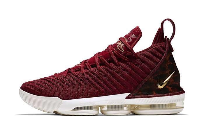 Nike Lebron 16 King Official 2