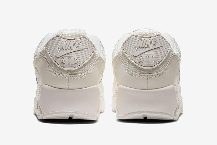 Nike Air Max 90 30Th Anniversary Ct2007 100 Heel