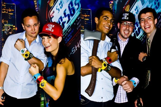 G Shock The World Sydney Party 11 1