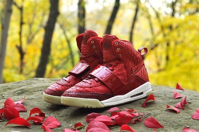 Jbf Customs Nike Air Yeezy 1 Red October 11