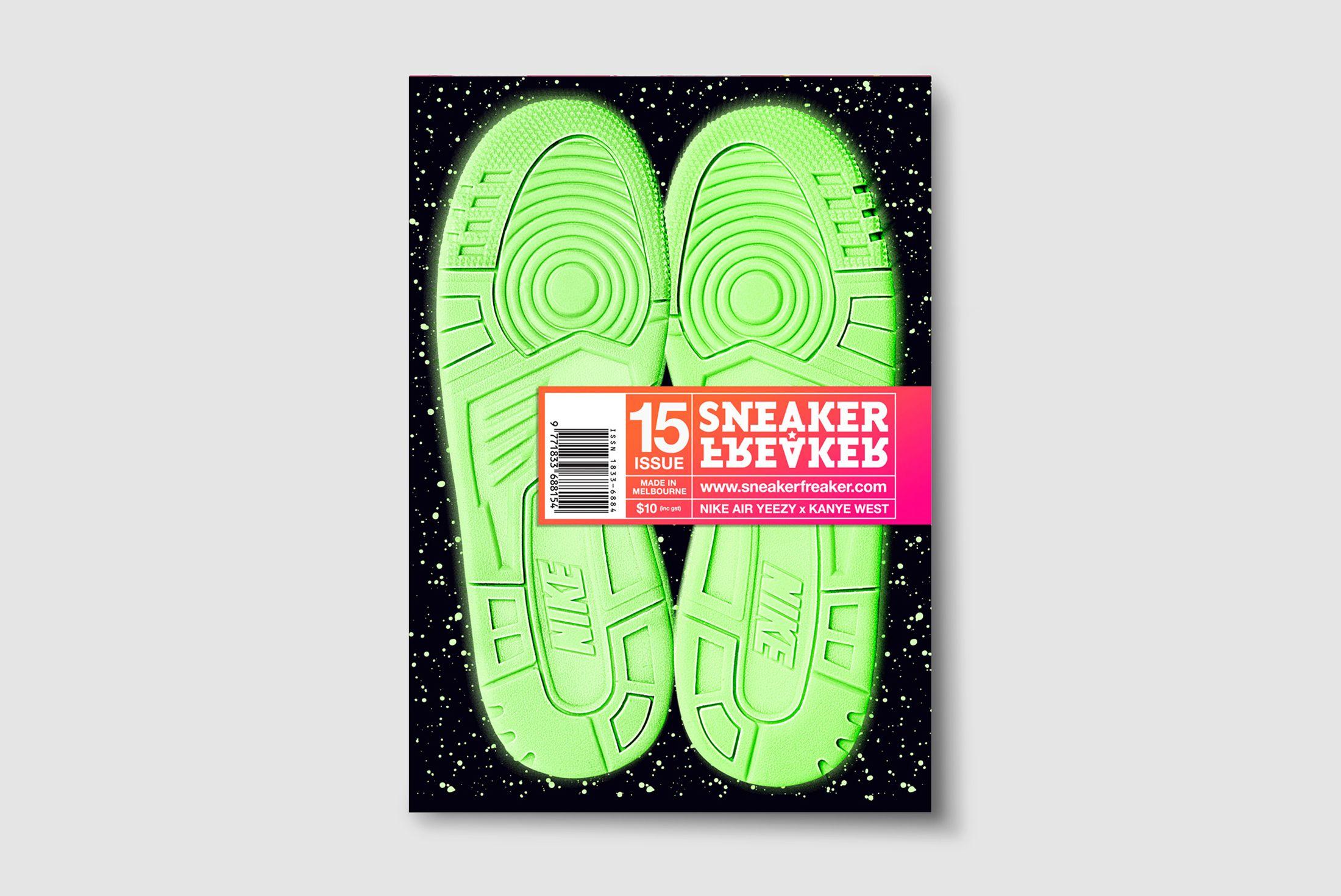 Sneaker Freaker Issue 11-20