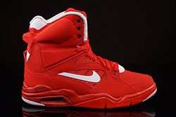 Nike Air Command Force University Red Thumb